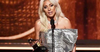 Lady Gaga di Grammy Awards